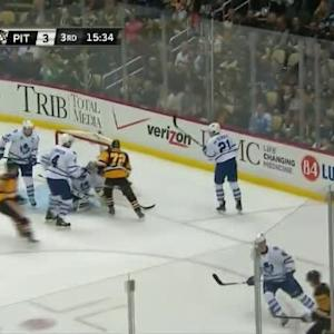 Maple Leafs at Penguins / Game Highlights