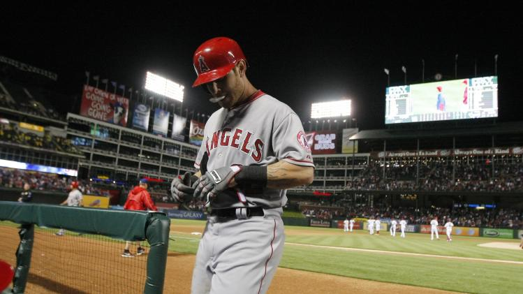 Los Angeles Angels of Anaheim v Texas Rangers
