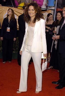 Amy Brenneman Screen Actors Guild Awards 2/22/2004