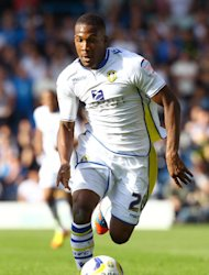 New Bury loanee Dominic Poleon scored his first Leeds goal last month