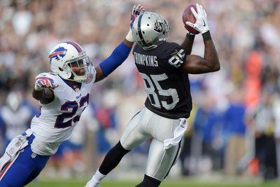 Fantasy football waiver wire, Week 17: Kenbrell Thompkins leads Raiders receivers for the week
