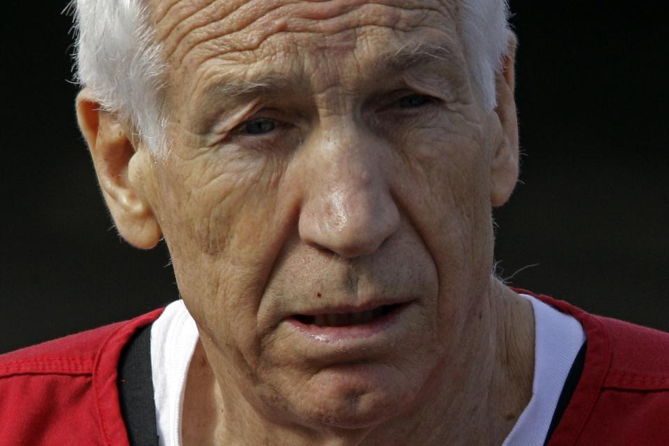 Sandusky heads to court hearing on defense claims