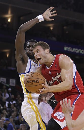 Udoh lifts Warriors past Clippers 104-97