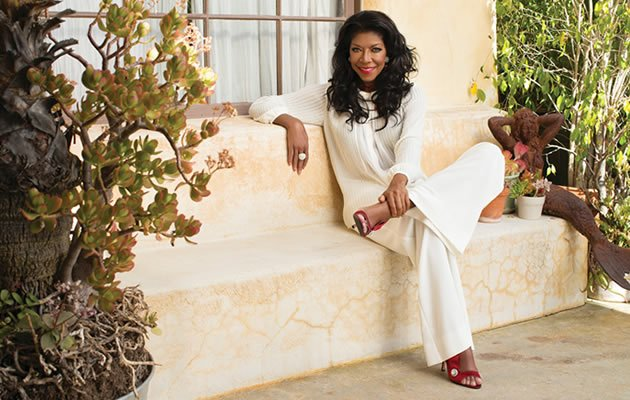 Singer and daughter of jazz great, Nat King Cole, Natalie Cole will headline this year's Singapore Jazz Festival. (Universal Music Singapore photo)