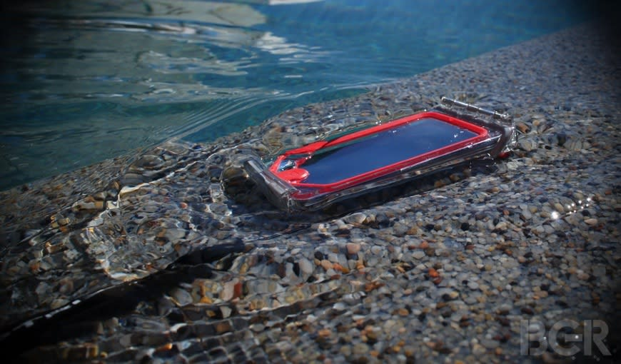 Apple is working on a waterproof iPhone, but with a huge twist