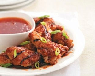 Kick off fall with these new and finger-licking-good wings.