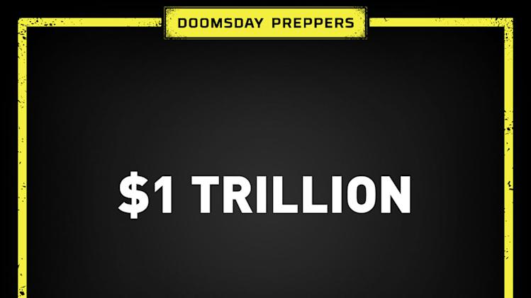 Answer 9: $1 Trillion