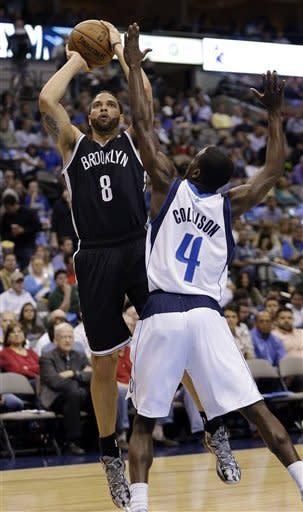 Lopez, Williams lead Nets past Mavericks 113-96