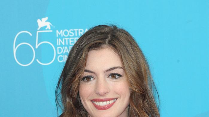 Venice Film Festival 2008 Anne Hathaway Rachel Getting Married photocall