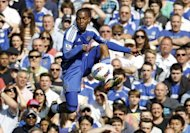 Chelsea striker Daniel Sturridge, pictured in March 2012, is undergoing tests for suspected meningitis, according to reports here on Tuesday