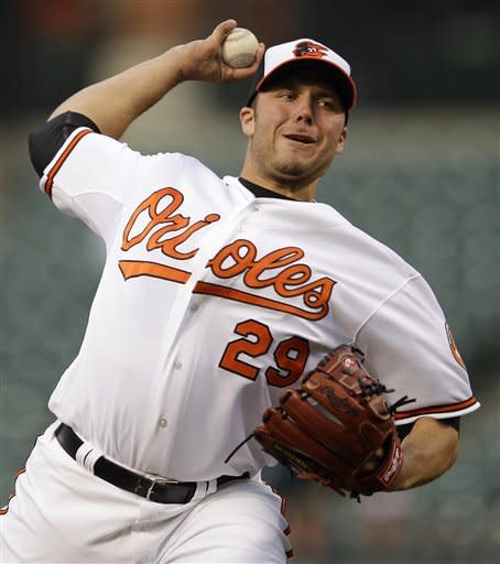 Orioles beat Blue Jays 2-1