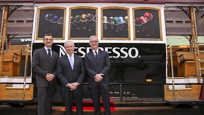 Nespresso Celebrates The Launch Of Their First West Coast Boutique In San Francisco