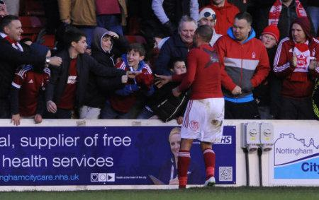 Soccer - Sky Bet Championship - Nottingham Forest v Yeovil Town - City Ground