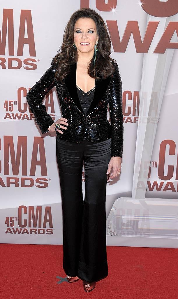 M Artina Mc Bride CMA Awards