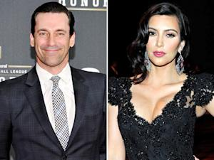 "Jon Hamm's Kim Kardashian ""Stupidity"" Slam Is ""Not Personal"""