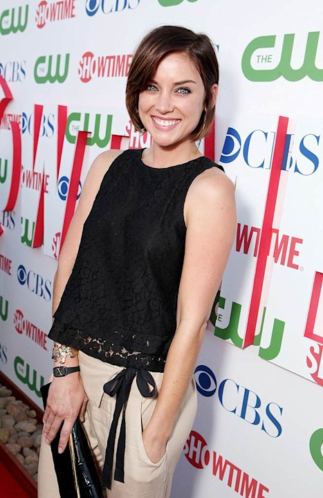 Jessica Stroup TCA