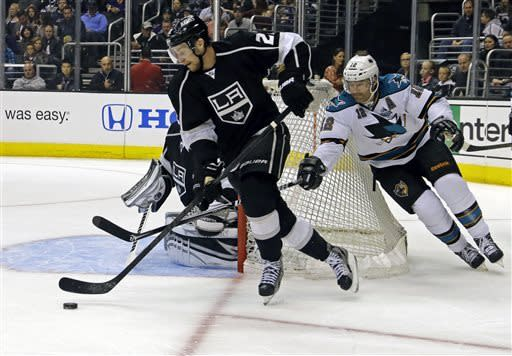 LA Kings beat Sharks 3-2, finish 5th in West