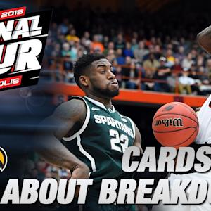 Louisville & Rick Pitino Analyze Breakdowns vs Spartans | ACC Road to Indy