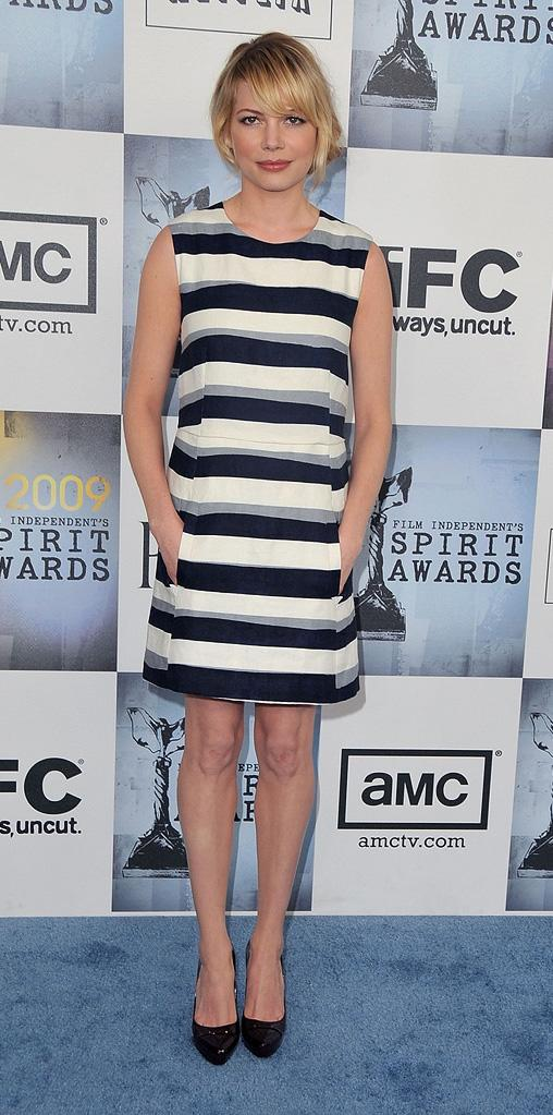 Film Independent's 2009 Independent Spirit Awards Michelle Williams