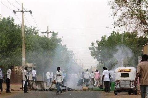 Anti-government protests intensify in Sudan