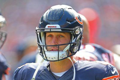 Jay Cutler injury update: Bears QB is active, still a desperation play for fantasy owners