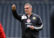 Craig Levein feels Scotland have a right to feel 'aggrieved'