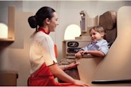 Etihad to provide in-flight 'nanny service' on long-haul flights