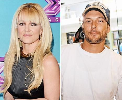 Britney Spears Court Case Involving Kevin Federline's Brother Exposed as a Hoax