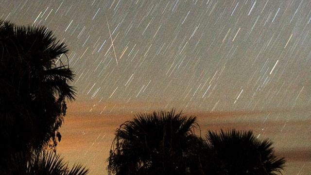 The Sky is Falling! Biggest Meteor Shower of Year