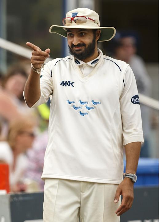 Cricket - Monty Panesar Filer