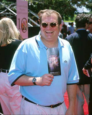 Premiere: Drew Carey at the Westwood premiere of 20th Century Fox's Star Wars: Episode I - The Phantom Menace - 5/16/1999