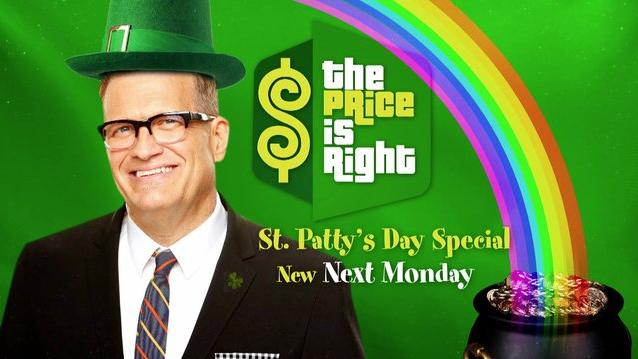 The Price Is Right - St. Patrick's Day Special (Preview)