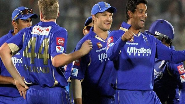 Stung by the spot-fixing scandal Rajasthan Royals avoide spotlight