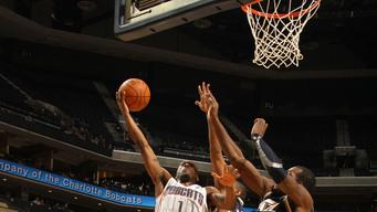 Jefferson leads Jazz over Bobcats 99-93