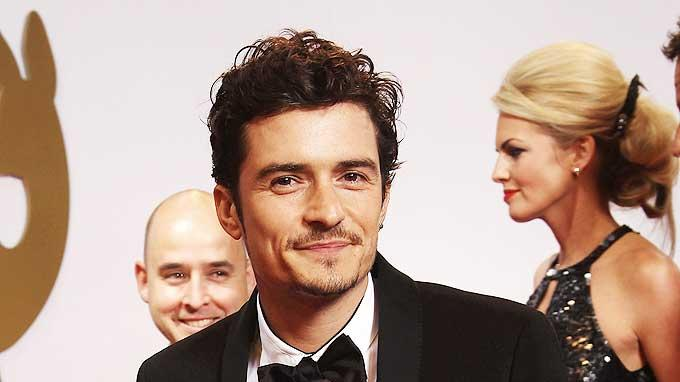 Orlando Bloom Bambi Aw