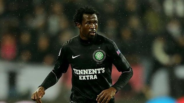 Efe Ambrose has his eyes on a treble