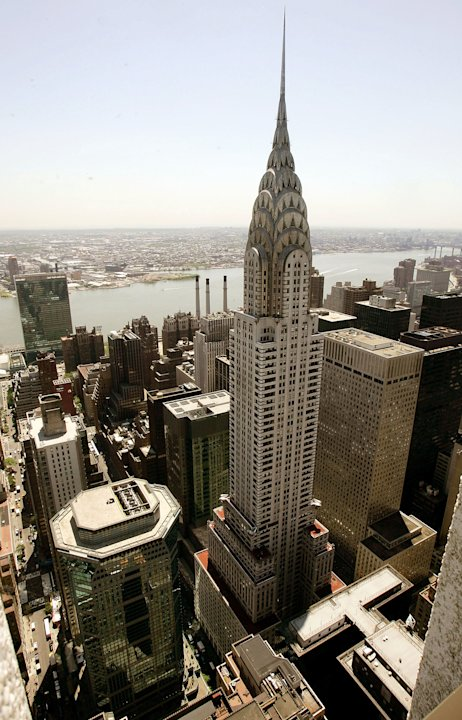 Chrysler Building 77 piani 320 metri 1930