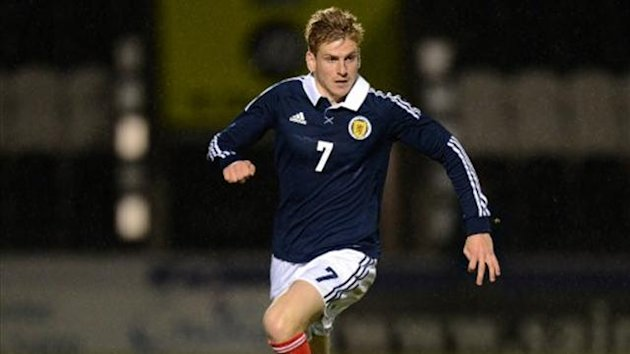Scotland&#39;s Stuart Armstrong (PA)