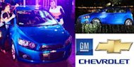 All New Chevrolet Aveo Bidik Kaum Muda