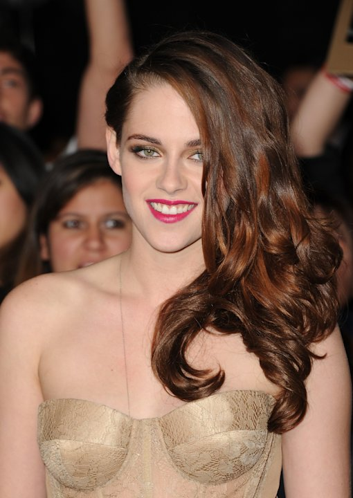 Premiere Of  Summit Entertainment's &quot;The Twilight Saga: Breaking Dawn - Part 2&quot; - Arrivals