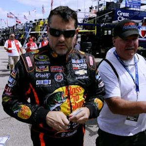 NASCAR champion Tony Stewart to return to race track