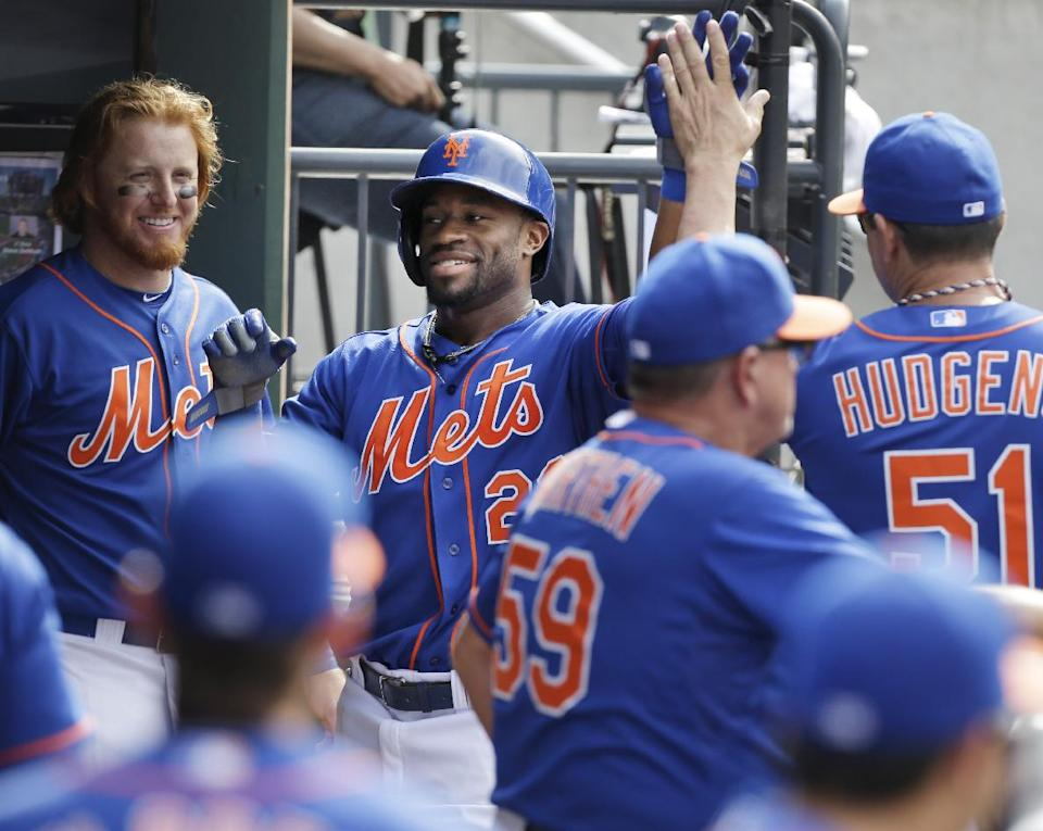 Torres fills in nicely, Mets beat Phillies 11-3