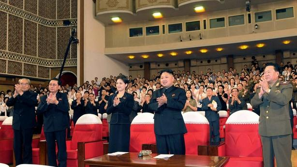 Kim Jong Un Is Married to Someone