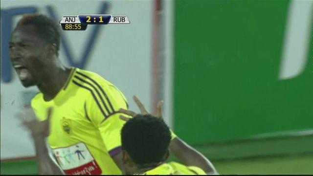 Anzhi snatch dramatic late win over Rubin Kazan