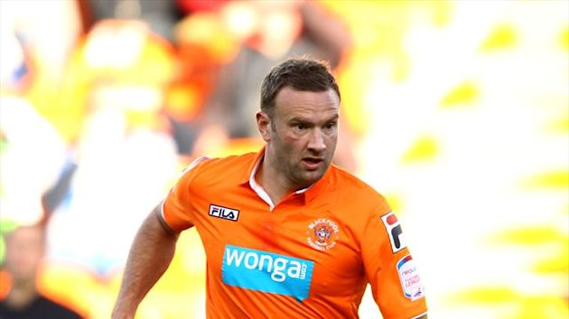 Ian Evatt who played for Blackpool in the Premeir League has returned to Chesterfield (PA Photos)