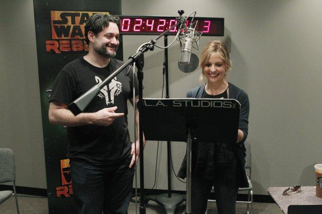 'Stars Wars Rebels' Casting News