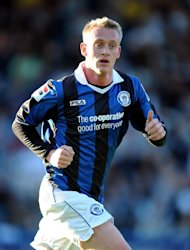 Striker Ashley Grimes has started both of Rochdale's games this season