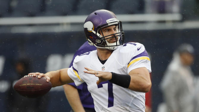 Vikings need Ponder to build on decent half