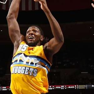 Dunk Of The Night - Kenneth Faried