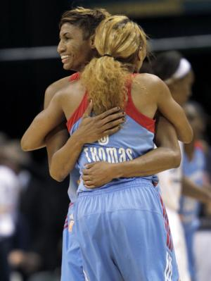 5 things to know about the WNBA Finals